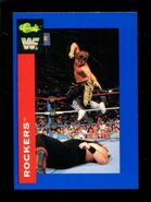 1991 WWF Classic Superstars Cards Rockers 147