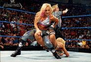 2011 Topps WWE Champions Wrestling Natalya 37