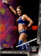 2018 WWE Women's Division (Topps) Brie Bella 6