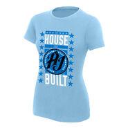 AJ Styles The House That AJ Built Women's Authentic T-Shirt