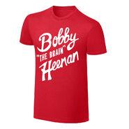 Bobby Heenan The Brain Vintage T-Shirt
