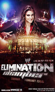 Elimination Chamber 2014 poster
