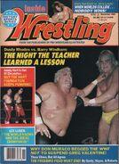 Inside Wrestling - November 1988