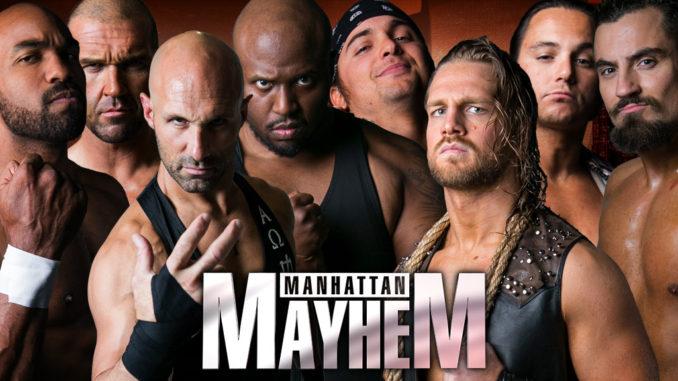 ROH Manhattan Mayhem 2018 | Pro Wrestling | FANDOM powered