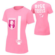 Santino Rise Above Cancer Women's Shirt