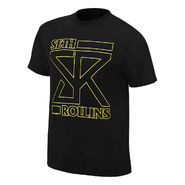 Seth Rollins The Architect Authentic T-Shirt