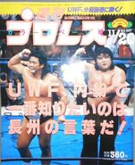 Weekly Pro Wrestling 407