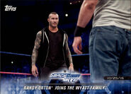 2018 WWE Road to Wrestlemania Trading Cards (Topps) Randy Orton 59