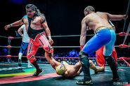 CMLL Martes Arena Mexico (January 7, 2020) 4