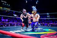 CMLL Super Viernes (November 29, 2019) 6