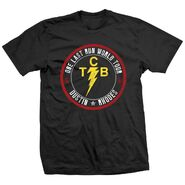 Dustin Rhodes One Last Run World Tour T-Shirt