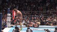 NJPW World Pro-Wrestling 4 8