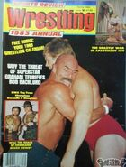 Sports Review Wrestling - Spring 1983