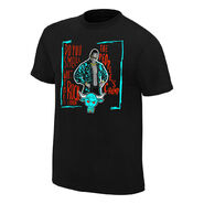 The Rock The People's Champ Neon Collection Graphic T-Shirt