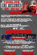 Timeline History of ECW - 1997 Sabu