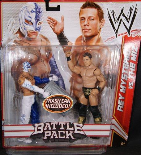 Joey Mercury-Basic Battle Pack serie 37-figura De Lucha WWE Mattel