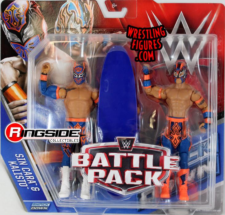 WWE Battle Packs 42 Lucha Dragons