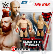 WWE Battle Packs 60 Sheamus & Cesaro