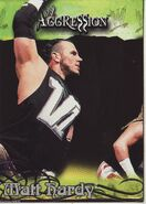 2003 WWE Aggression Matt Hardy 63