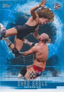 2017 WWE Undisputed Wrestling Cards (Topps) Chad Gable 9