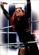 2017 WWE Women's Division (Topps) Becky Lynch 27