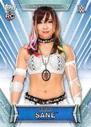 2019 WWE Women's Division (Topps) Kairi Sane 41