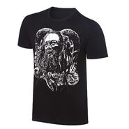Bray Wyatt Rob Schamberger Black Art Print T-Shirt