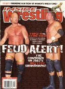Inside Wrestling - April 2002
