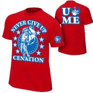 John Cena Persevere T-Shirt