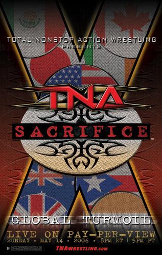 Image result for tna sacrifice 2006