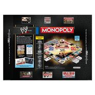 WWE Edition Monopoly Board Game.3