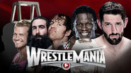 WrestleMania 31 - Intercontinental Ladder Match