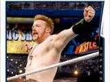 2014 WWE (Topps) Sheamus (No.86)