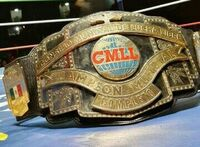 CMLL World Heavyweight Championship