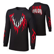 Finn Bálor Catch Your Breath Youth Long Sleeve T-Shirt