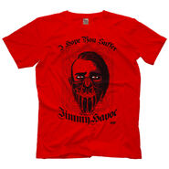 Jimmy Havoc – I Hope You Suffer Red Shirt