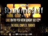 Slammiversary XVI