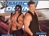 WWE Smackdown Magazine - December 2004