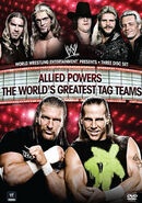 WWE Allied Powers The World's Greatest Tag Teams