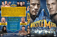 WWE Wrestlemania XXIX - Cover