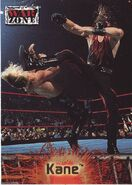 2001 WWF RAW Is War (Fleer) Kane 84