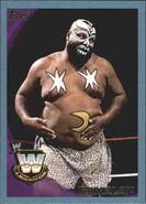 2010 WWE (Topps) Kamala 105