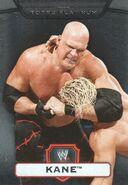 2010 WWE Platinum Trading Cards Kane 6