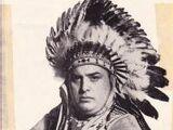 Chief Saunooke