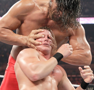 Khali vs Ted