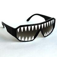 Randy Savage Shark Savage Glasses