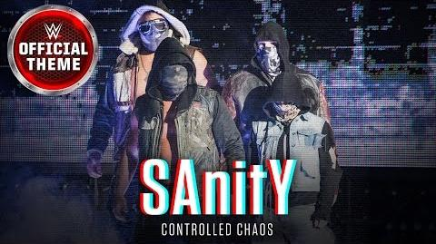 SAnitY - Controlled Chaos (Official Theme)