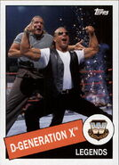 2015 WWE Heritage Wrestling Cards (Topps) D-Generation X 11