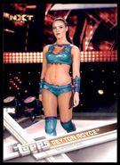 2017 WWE Wrestling Cards (Topps) Peyton Royce 81
