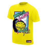 Bayley Bayley's Gonna Hug You Authentic T-Shirt